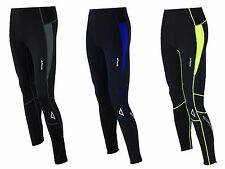 AIRTRACKS Winter Laufhose Lang Pro T / Thermo Funktionshose / Running Tight /Neu