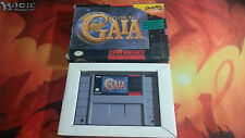 ILLUSION OF GAIA SUPER NINTENDO SNES COMBINED SHIPPING