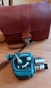 Caméra Beaulieu TR8  Objectifs Angénieux
