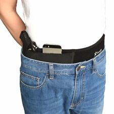 Adjustable Concealed Belly Band Holster Carry Hand Gun Waist Pistol Holster Wide
