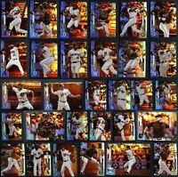 2020 Topps Chrome Sepia Baseball Cards Complete Your Set U You Pick List 1-200