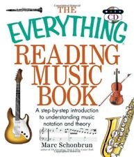 The Everything Reading Music: A Step-By-Step Intro