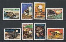 Libya - 1979, Libyan Animals set - MNH - SG 876/83