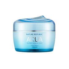 [NATURE REPUBLIC] Super Aqua Max Fresh Watery Cream - 80ml ROSEAU