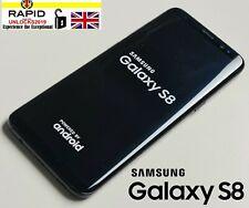Samsung Galaxy S8 SM-G950F - 64GB-Midnight Nero (Sbloccato) 0310
