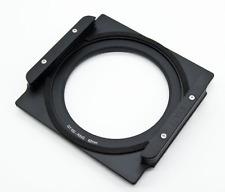 Aluminum 100mm Square Filter Holder  + 77-77mm Ring for Lee Hitech Cokin Z Haida