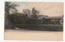 St Marys Church Finchley London Vintage U/B Postcard Stengel 758a