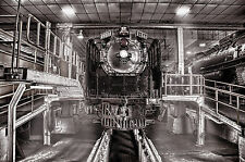Union Pacific 844 20x30 Photo picture train canvas art engine locomotive