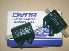 Suzuki XN85 Turbo  pair new 3 ohm Dyna hi performance ignition coils dc1-1