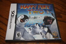 Happy Feet Two (Nintendo DS, 2011) Nintendo DS  Brand New