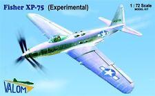 Valom 1/72 Model Kit 72082 Fisher XP-75 Experimental version