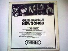 FAMILY Old Songs New Songs LP