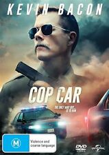 Cop Car NEW R4 DVD