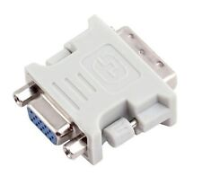 DVI male to VGA Female Video Converter Adapter Plug for DVD HDTV TV and PC