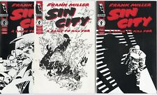 Sin City: A Dame to Kill For #1 - 6  Complete Set avg. NM 9.4  Frank Miller 1993