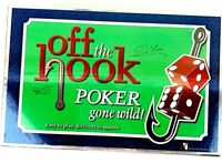 Off the Hook Poker Gone Wild Game 2003 New in Plastic MultiPlayer Adult Strategy