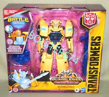"BUMBLEBEE Transformers Cyberverse Battle Call Trooper 5.5"" Figure 2020"