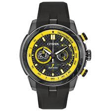 NEW Citizen Men's CA4159-03E Matt Kenseth Ecosphere Japanese Quartz Black Watch