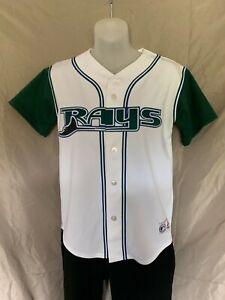 Carl Crawford Tampa Bay Rays Ladies M Jersey