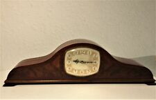 Vintage Imperial Westminster Chime Mantle Clock by C.J.Hug Company-  Model 600