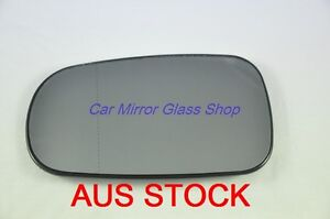 LEFT PASSENGER SIDE SAAB 9-3 93 2003 -2016 MIRROR GLASS WITH HEATED BACK PLATE