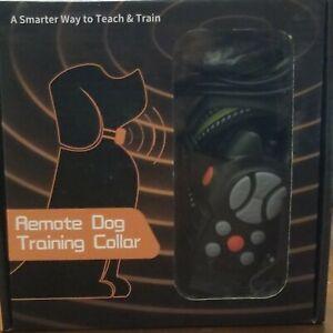 Flittor Shock Collar Remote Dog Training Collar medium, Large Dogs