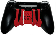 SCUF IMPACT GAMING PADDLE SCUFF GAMER PADDLES SCUD GAME BACK TRIGGER PAD KIT SET
