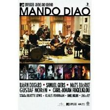 "MANDO DIAO ""MTV UNPLUGGED ABOVE/BEYOND"" DVD NEU"