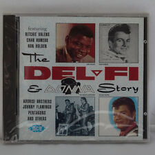 New Sealed CD Ace UK Import The Del-Fi And Donna Story V1 31 Tracks V/A Comp OOP