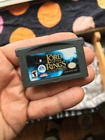 Lord of the Rings: The Two Towers (Nintendo Game Boy Advance, 2002)