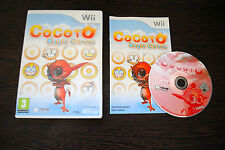 Jeu COCOTO MAGIC CIRCUS pour Nintendo Wii PAL COMPLET (CD OK)