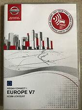 GENUINE NISSAN CONNECT LCN1 SD CARD EUROPE V7 2017 LATEST QUASHQAI CUBE JUKE