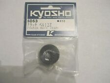 NEW KYOSHO 1/8 LAND JUMP VANNING INTEGRA CLUTCH BELL 12Z PART # SD 53