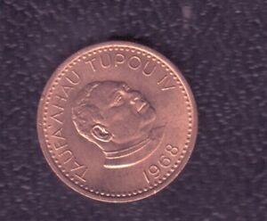 TONGA 1  CENTI 1968