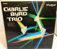 Charlie Byrd Trio Jazz At The Showboat Volume 3 Offbeat 1959 OLP 3006 Rare LP