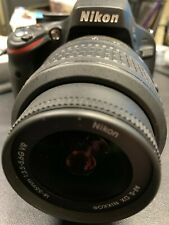Nikon D D5100 16.2MP Digital SLR Camera - Black