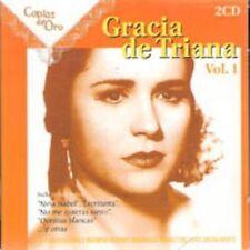 GRACIA DE TRIANA - VOL.1 - COPLAS DE ORO 2CDS [CD]