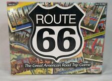 Route 66 Board Game The Great American Road Trip Game 2002 NEW Sealed