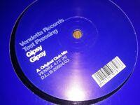 Gipsy - Gipsy - Vendetta Spain - Classic Funky House Vinyl