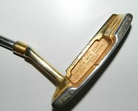 Vintage Ping Anser 2 Pat Pend Gold Finish putter  Made in USA Right hand