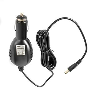 12v Car Power Adaptor 2.1mm Male Connection - Ideal for August DA900D Television