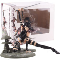 Marvel Kotobukiya Psylocke X-Force Ninja Outfit PVC Statue Figure Model Toy