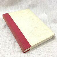 1963 Vintage Prima Edizione Libro Vittoriano Architettura Art Design Peter