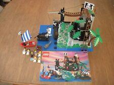 Lego Pirates #6273 Rock Island Refuge (Complete)