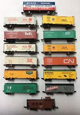 N Scale Freight Car Lot #C444