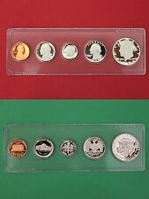 1984 P D S Proof /& Mint Sets In Snap Tight Display Cases Combined Shipping