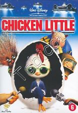 CHICKEN LITTLE - WALT DISNEY - DVD - SEALED