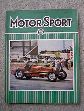 Motor Sport (Jan 1968) Wolseley Viper, Cortina 1600E,1967 results, Ralph Millais