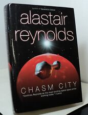 Chasm City by Alastair Reynolds - Book club edition