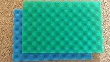 """COARSE AND MEDIUM FOAM 17"""" x 11"""" (425mm x 280mm) - colour may vary"""